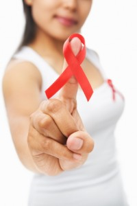 Listón de VIH/SIDA